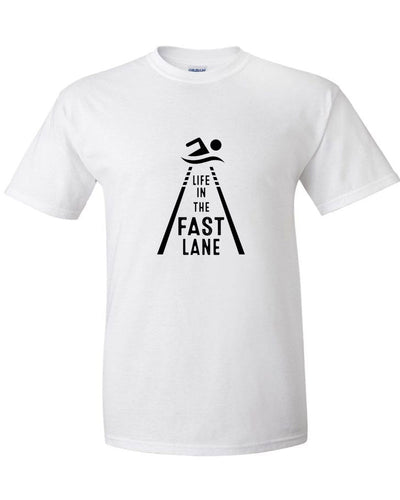 Life in The Fast Lane Short Sleeve T-Shirt