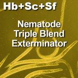 Beneficial Nematodes Mix- Mix with water and spray