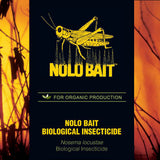 Nolo Bait - Targets grasshoppers and crickets