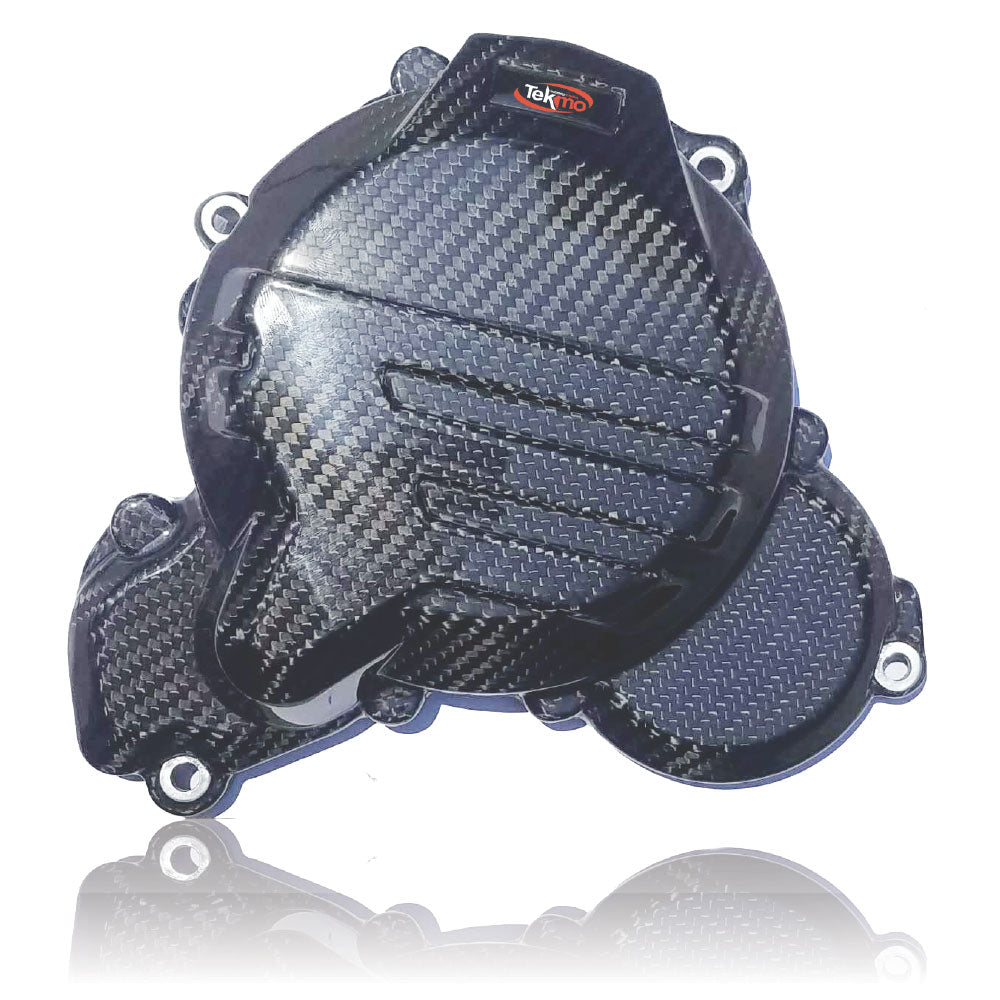 Tekmo Carbon Stator/Ignition Cover