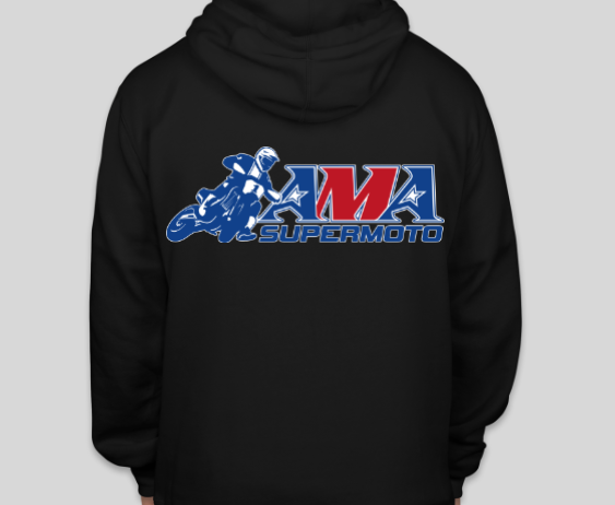 Official AMA Supermoto Hoodie