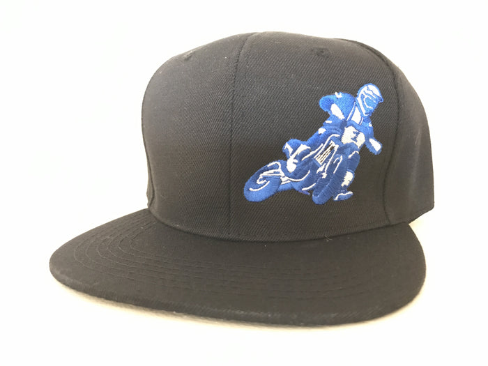 Official AMA Supermoto Rider Snap Back