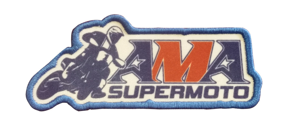 Official AMA Supermoto Patch