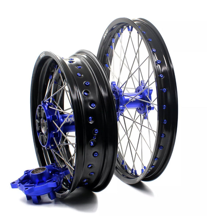Wheel Set - KKE 1.85*21/4.25*17 BMW F800GS Adventure 2008-2017 Blue