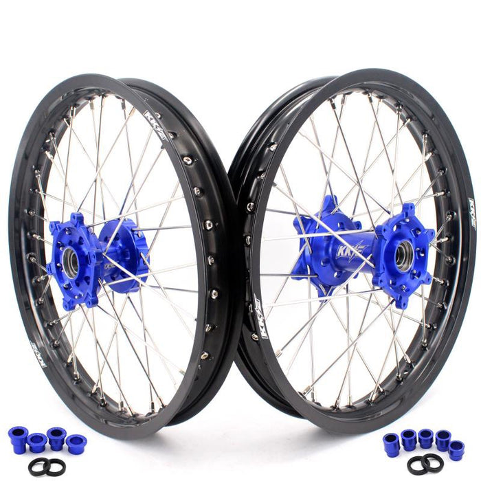 Wheel Set - 1.85*19 & 2.15*19 KKE Flat Track Yamaha