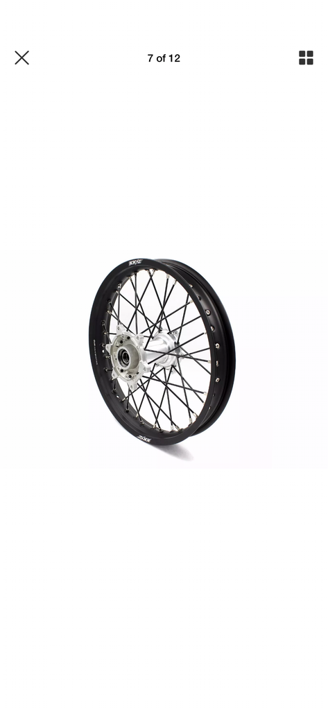 WHEEL SET - 16*21 & 2.15*19 KKE MX KTM SX SXF 125 200 250 450 505 2003-2019
