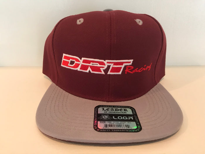 Official DRT Racing Snapback Hat