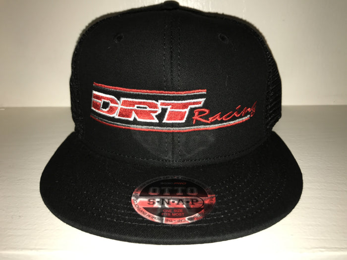 Official DRT Racing Snapback Mesh Hat