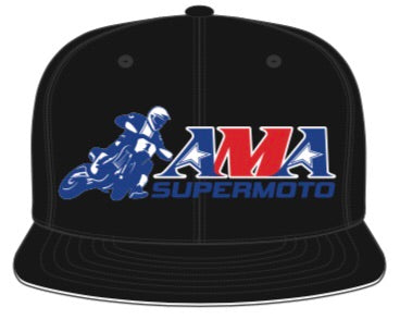 Official AMA Supermoto Yupoong Hat
