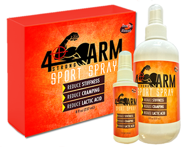 4Arm-Strong Sport Spray