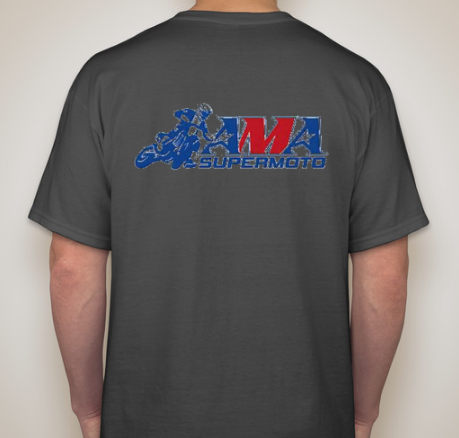 Official AMA Supermoto T-Shirt