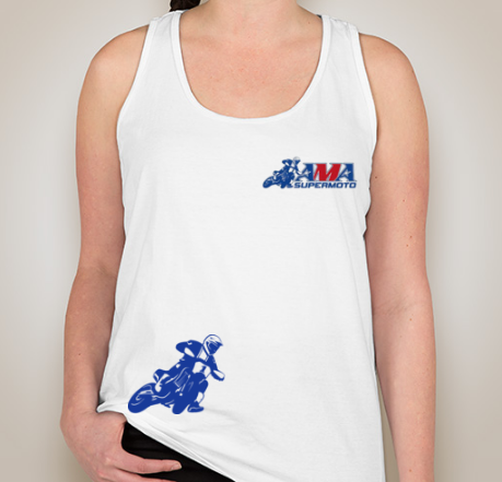 Official AMA Supermoto Ladies Tank