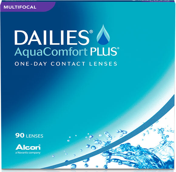 Dailies AquaComfort Plus Multifocal 90-pack