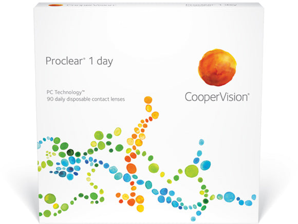Proclear 1-Day 90-pack