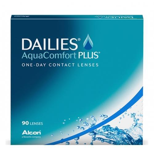 Dailies AquaComfort Plus 90-pack