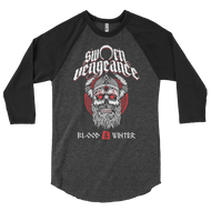 SV Blood & Winter baseball tee