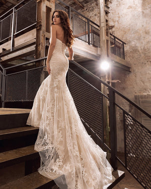 Alluring Wedding Dress