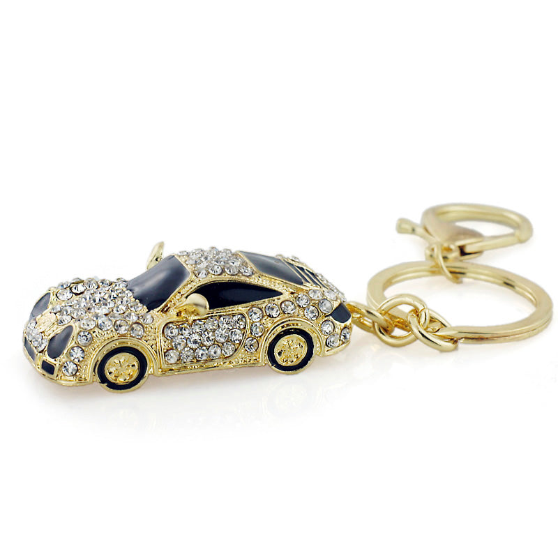Cool Roadster Sports Car Key Ring