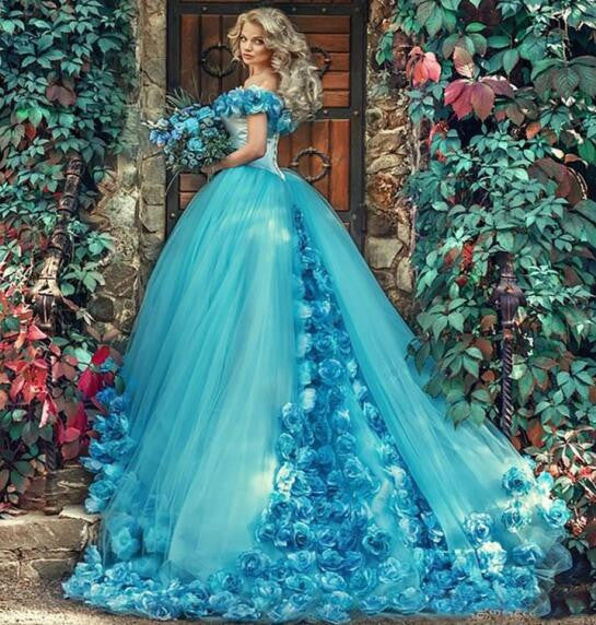 Elegant Vintage Gown / Custom Colors Available
