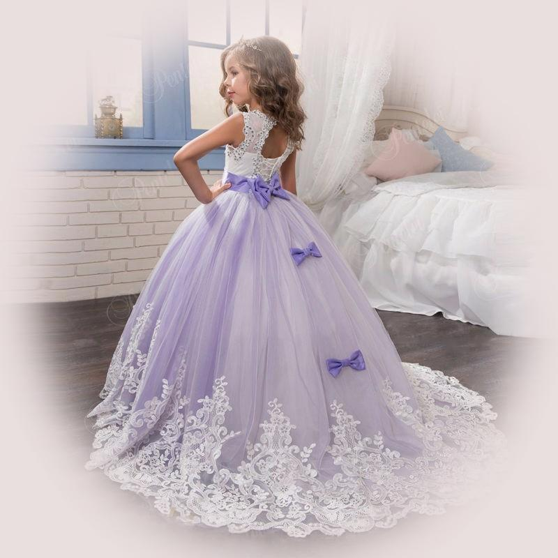 695b8722302 Elegant Flower Girl Dresses . Available in 23 Colors – Matrimony Prep