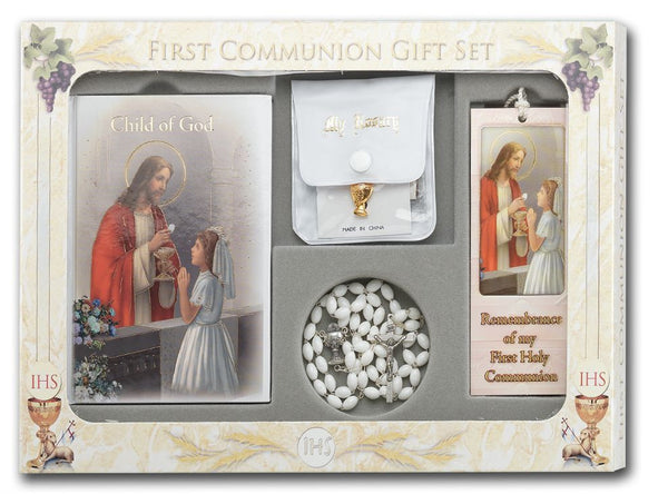 First Communion Gift Set - Girl