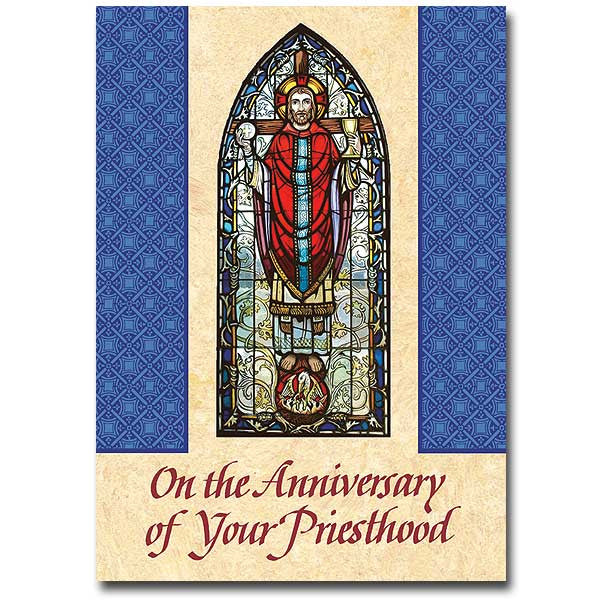 On The Anniversary of Your Priesthood - 5 Pack