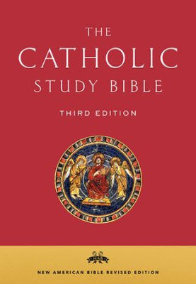 The CATHOLIC STUDY BIBLE - Third Edition