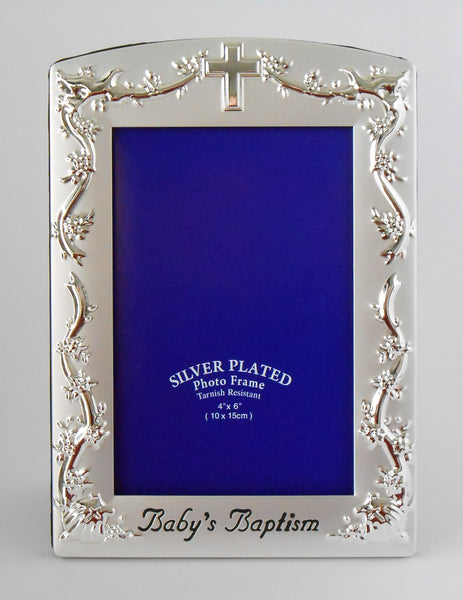 Baptism Photo Frame