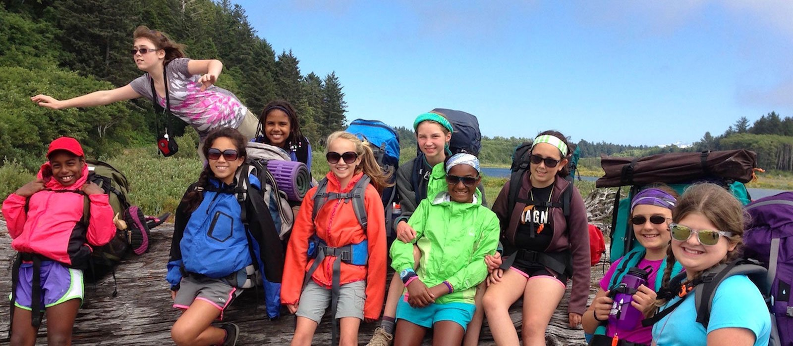Teen Adventure Adventure Camps