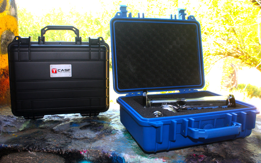 Transport Your Water Pipe With Confidence In a T Case