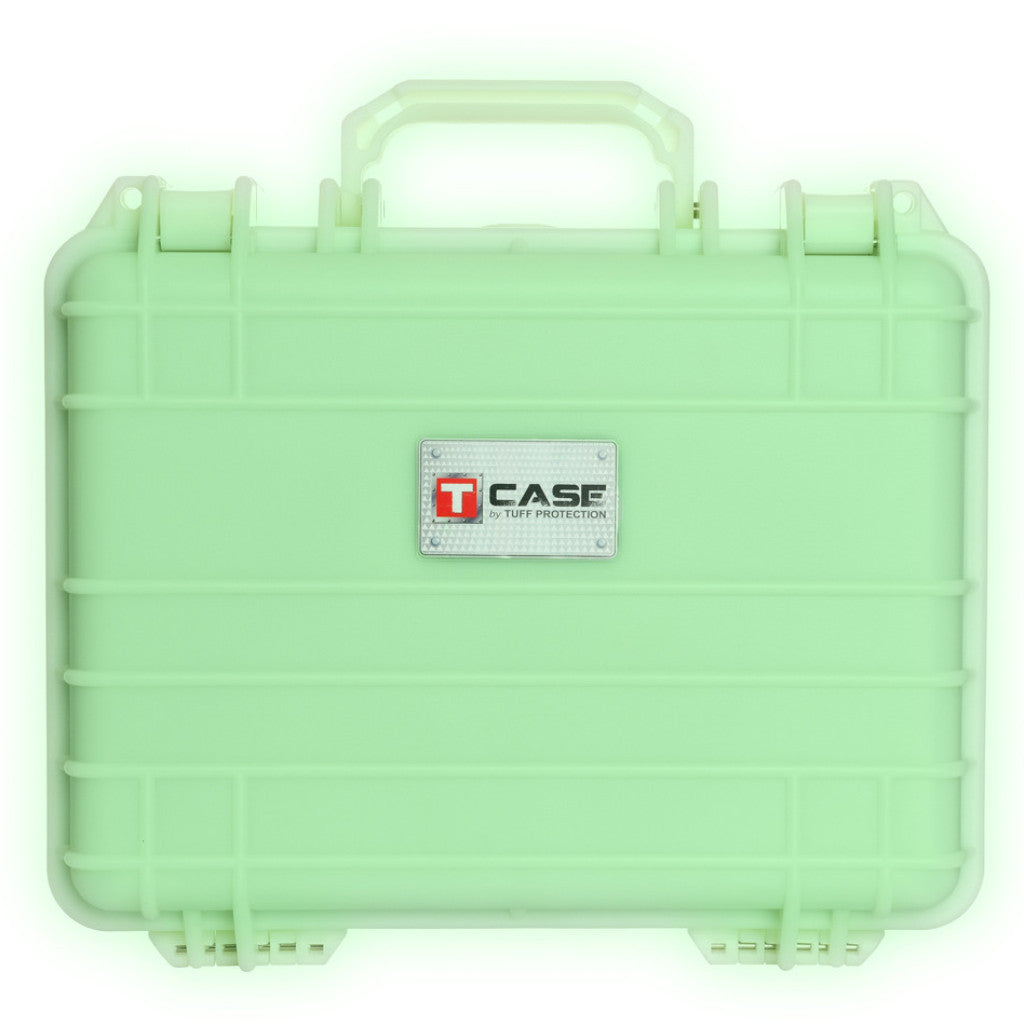 "12"" T Case, Glow in the Dark for sale on T-Case"