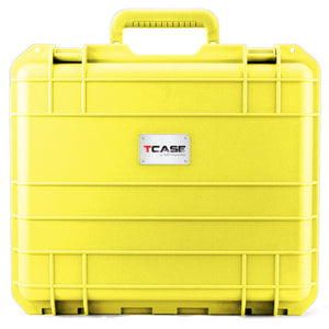 "12"" T Case, Sunshine Yellow for sale on T-Case"