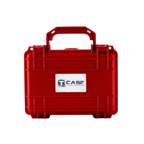 "7"" T Case, Brick Red for sale on T-Case"