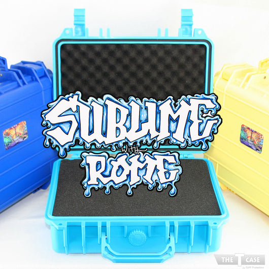 The T Case- Sublime Blue 12