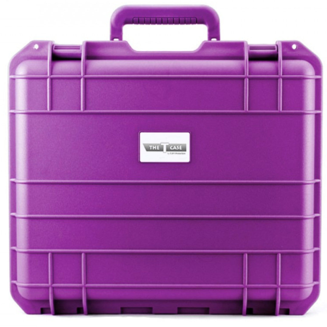 "12"" T Case, Beet Purple for sale on T-Case"