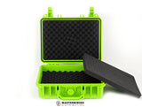 "12"" T Case, Slime Green for sale on TheTCase"