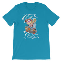 Skateboard Kid Unisex T-Shirt