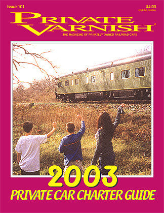 2003 Charter Guide, PV 101