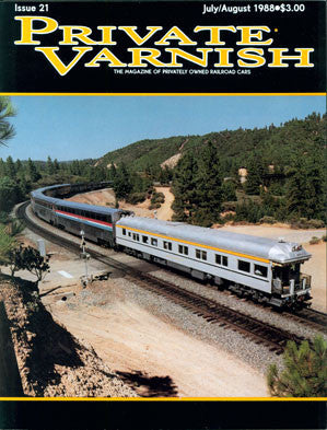 Private Varnish, 021 (July/Aug 1988)