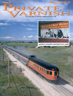 Private Varnish, 026 (May/June 1989)
