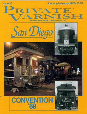 Private Varnish, 030 (Jan/Feb 1990) Convention