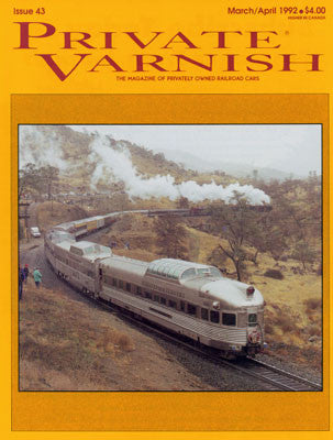 Private Varnish, 043 (Mar/Apr 1992)