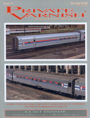 Private Varnish, 073 (Spring 1997)