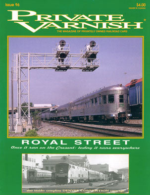 Private Varnish, 096 (Dec 2001) Convention
