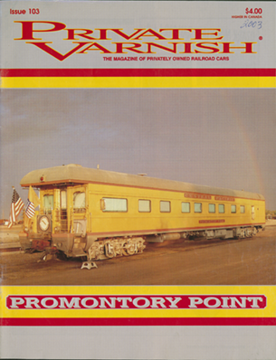 Private Varnish, 103 (Dec 2003)