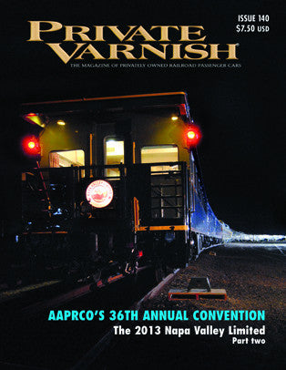 Private Varnish, 140 (Mar 2014) Convention