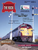 Remember the Rock magazine cover Vol 12 Nos. 1 and 2 about the Rock Island Railroad