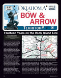 Remember the Rock magazine Vol 12 Nos. 1&2 Oklahoma Bow and Arrow Territory opening page