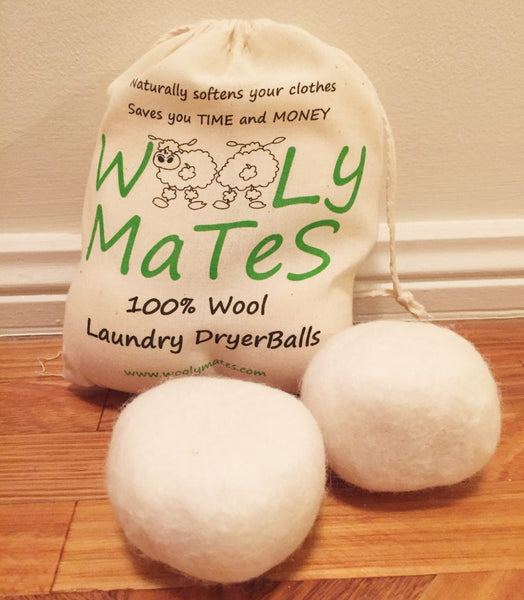 Wooly Mates Dryer Balls
