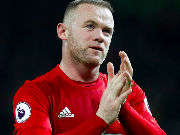 Wayne Rooney Floatation Therapy